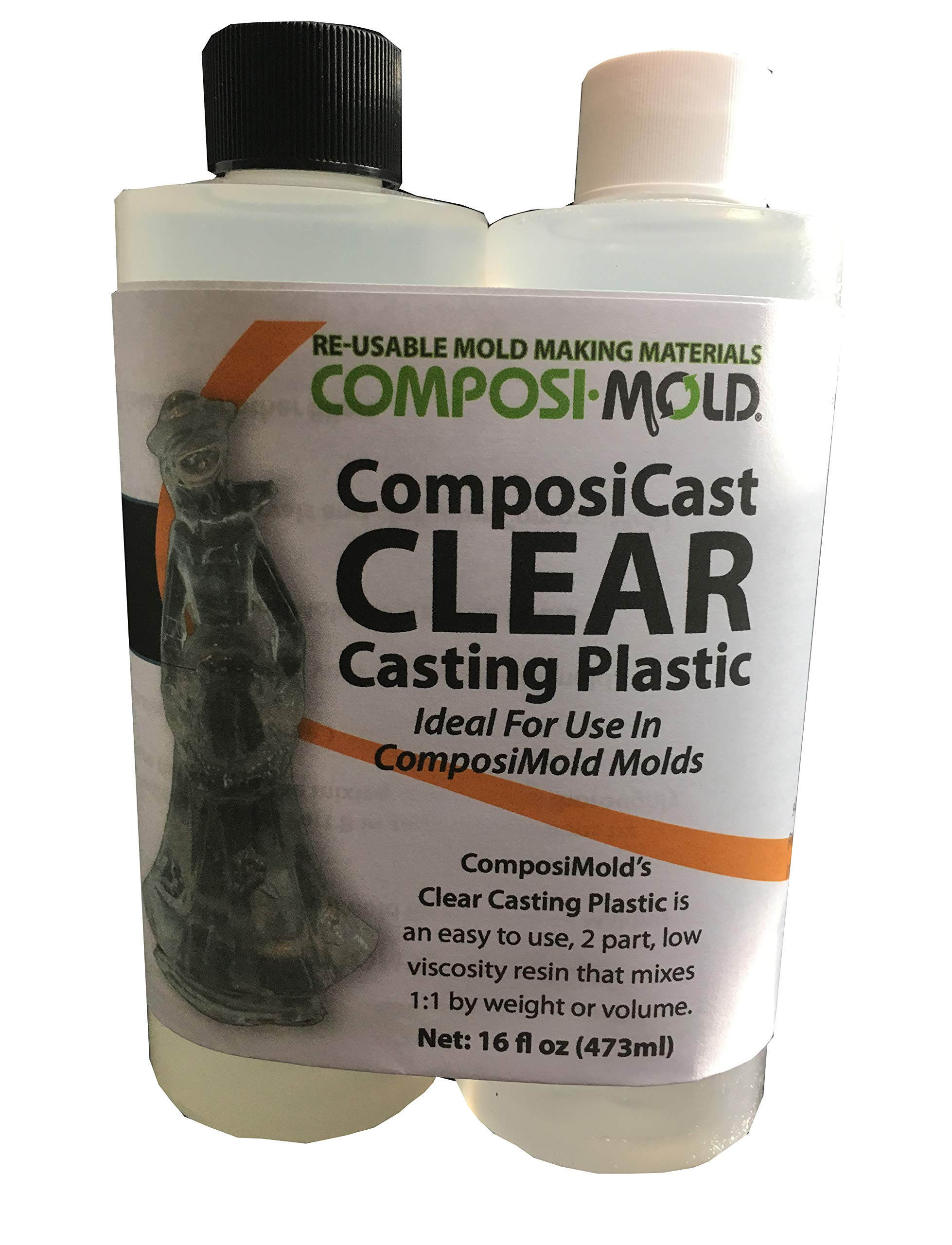 ComposiMold Clear Casting Plastic, 16 oz by ComposiMold