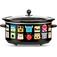 Disney DPX-7 Pixar Slow 7 Quart Cooker