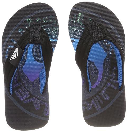 70804035e20be2 Quiksilver Molokai Layback - Sandals for Boys AQBL100261  Amazon.co ...