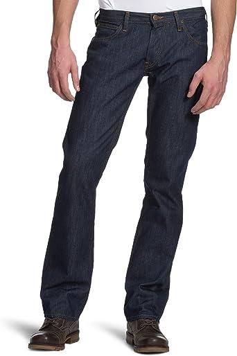 Lee L7134245 Pantalones Azul One Wash 34w 34l Para Hombre Amazon Es Ropa Y Accesorios