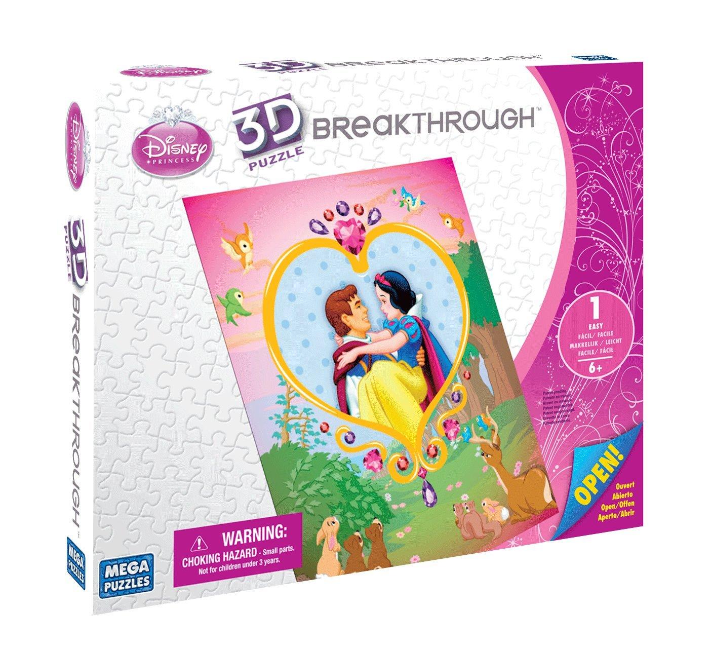 en venta en línea Mega Bloks 50701 50701 50701 - Mega 3D Puzzle Corazón De Princesa 1  a la venta