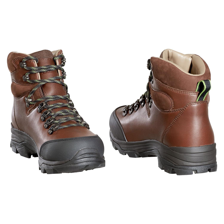 569550b2f44 Kathmandu Tiber Men's ngx Leather Hiking Boots - UK10: Amazon.co.uk ...