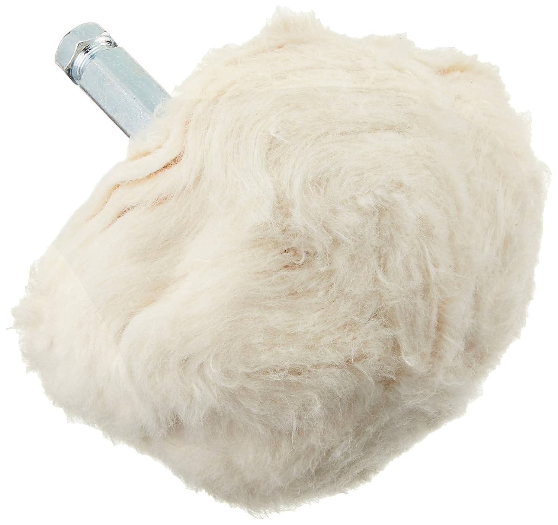 Astro 3059-04 4 Cotton Mushroom Shaped Buff
