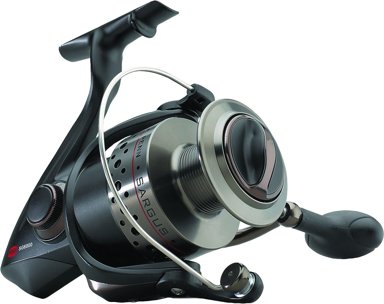 Penn 7000 - Carrete de pesca(spinning, zurdo, aluminio, arrastre ...