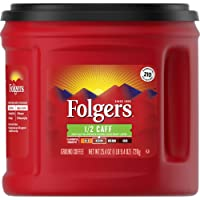 Deals on Folgers 1/2 Caff Half Caffeinated Medium Roast Coffee 25.4Oz