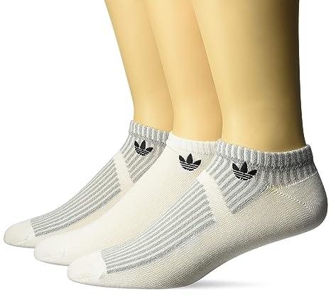 adidas Originals Premium Mesh Iii - Calcetines para hombre, 3 unidades, sin sombra de