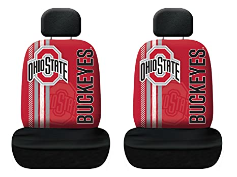 Fremont Die NCAA Ohio State Buckeyes Rally Seat Cover One Size Red