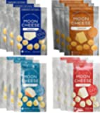 Moon Cheese 4 Flavors Assortment (12 pack)