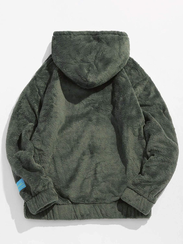 À Zaful Capuche Homme Sweat Manches Longues Shirt NvnwmO80