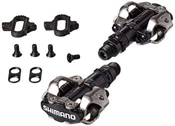 Shimano PD M520 clipless pedals