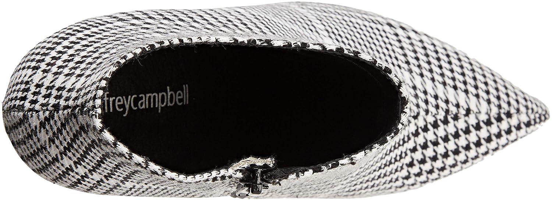 Jeffrey Campbell Kurzschaft Damen 4-total Fabric Kurzschaft Campbell Stiefel f7add1