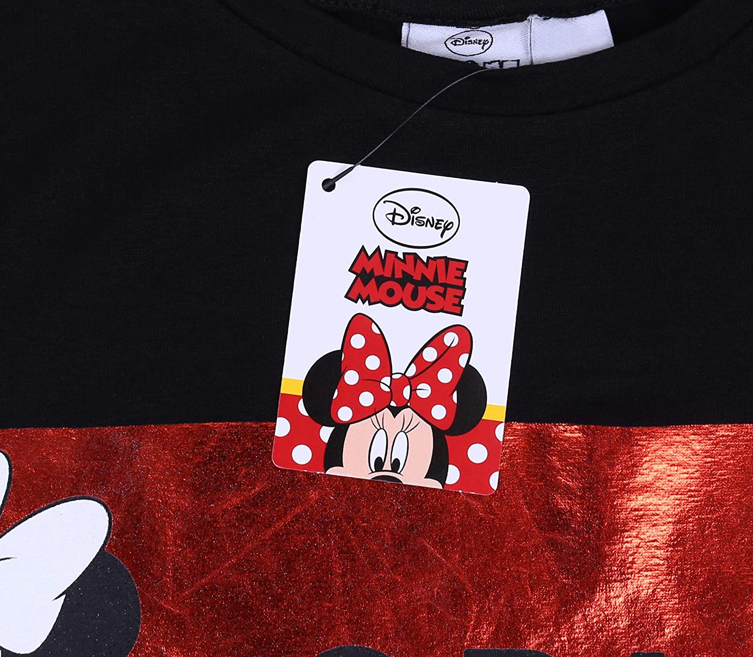 Maglietta Girl Power : : : Disney Minnie Mouse