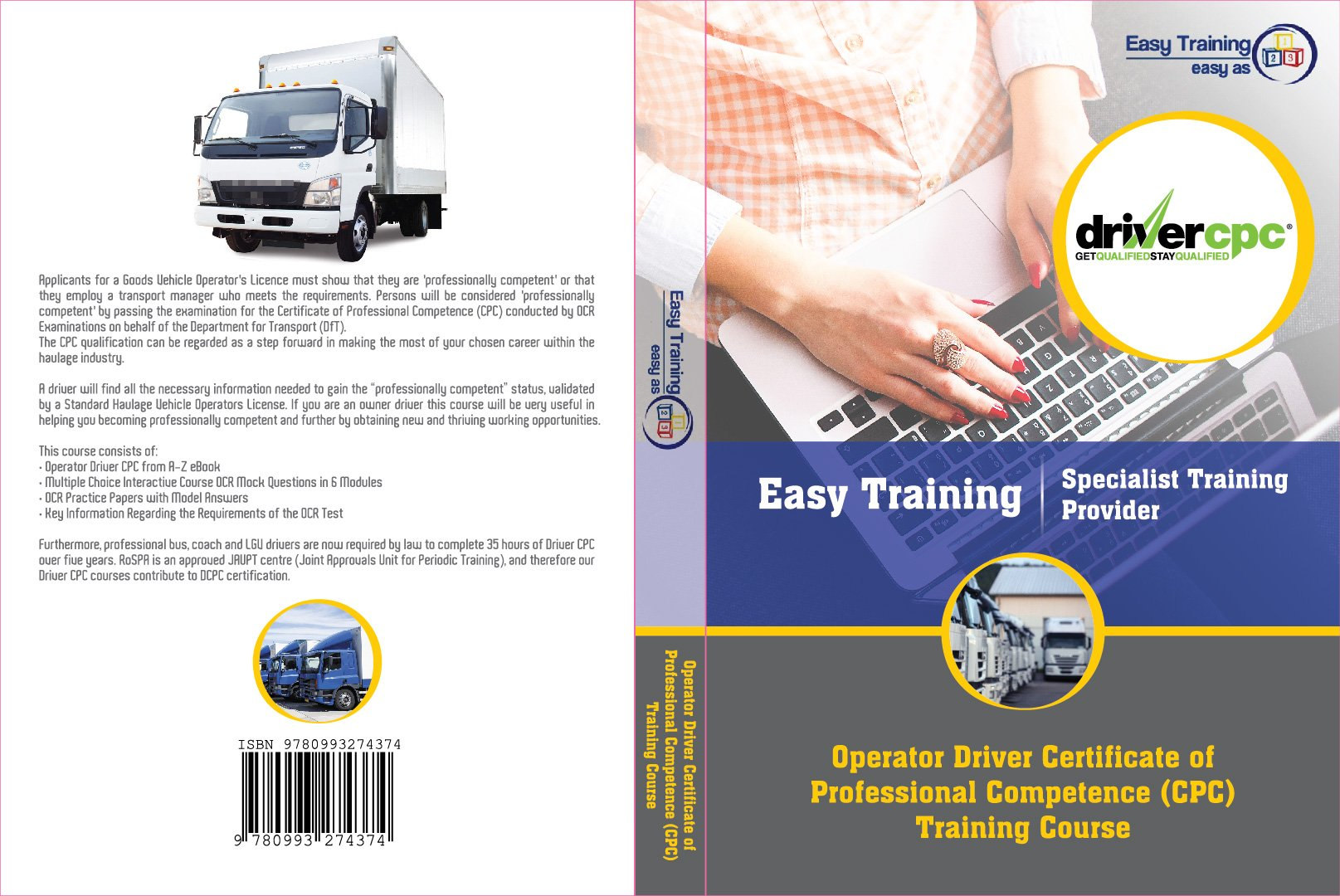 Operator Cpc Lgv And Hgv Driver Cpc The Complete O License
