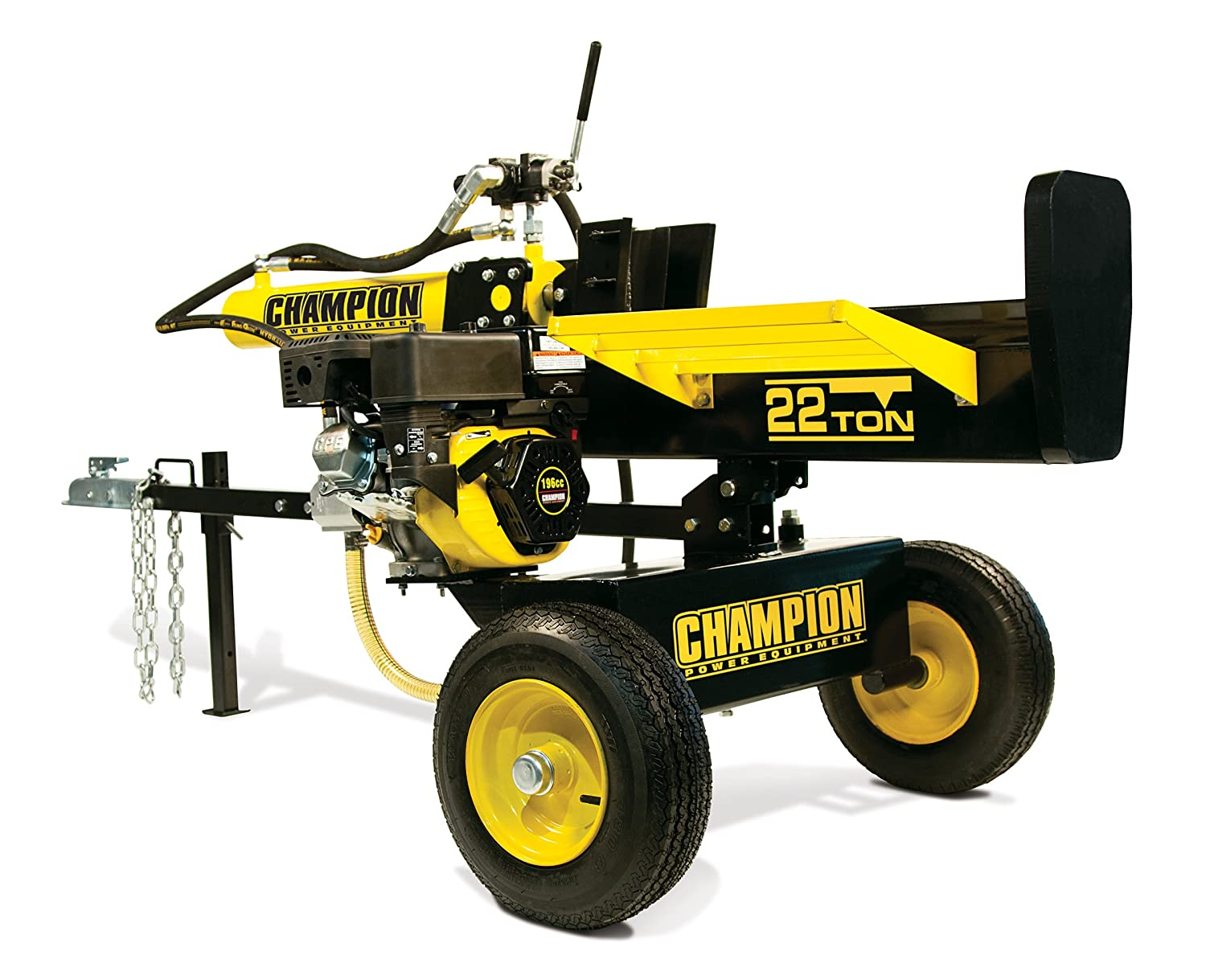 Champion Power Equipment No.92221 Log Splitter Black Friday Deal