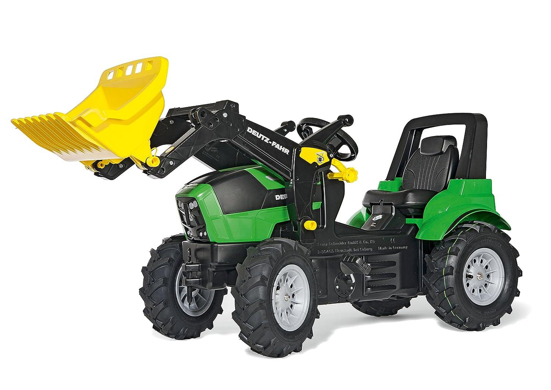 Trettraktor Deutz - Rolly Toys Agrotron 710133