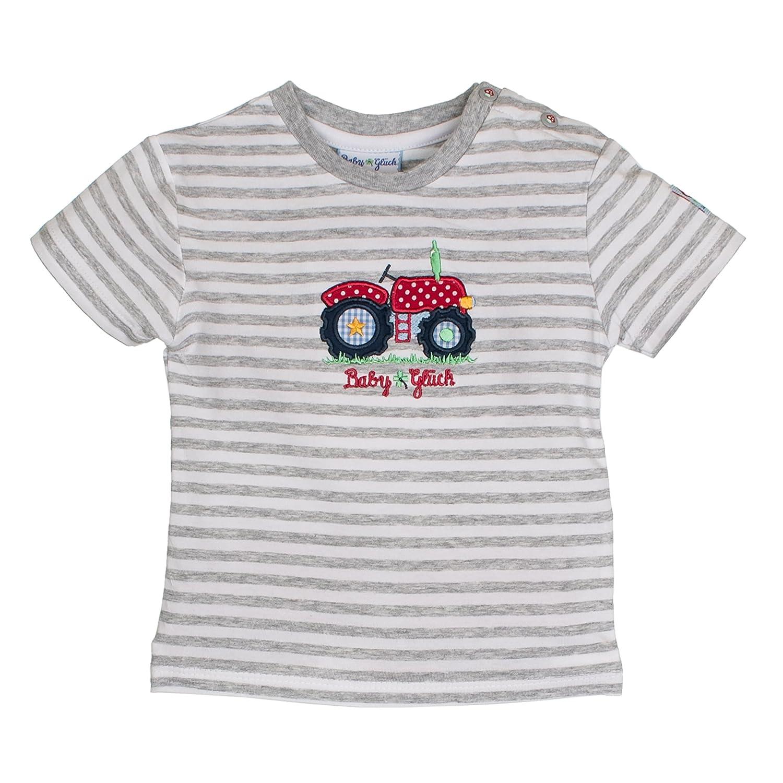 Baby Glück by Salt and Pepper Jungen kurzarm  T-Shirt   62 56 68  Neu