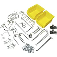 26-Piece Triton Products 76901 DuraHook Zinc Plated Steel Hook