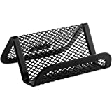 Rolodex Mesh Business Card Holder, Black (22251)
