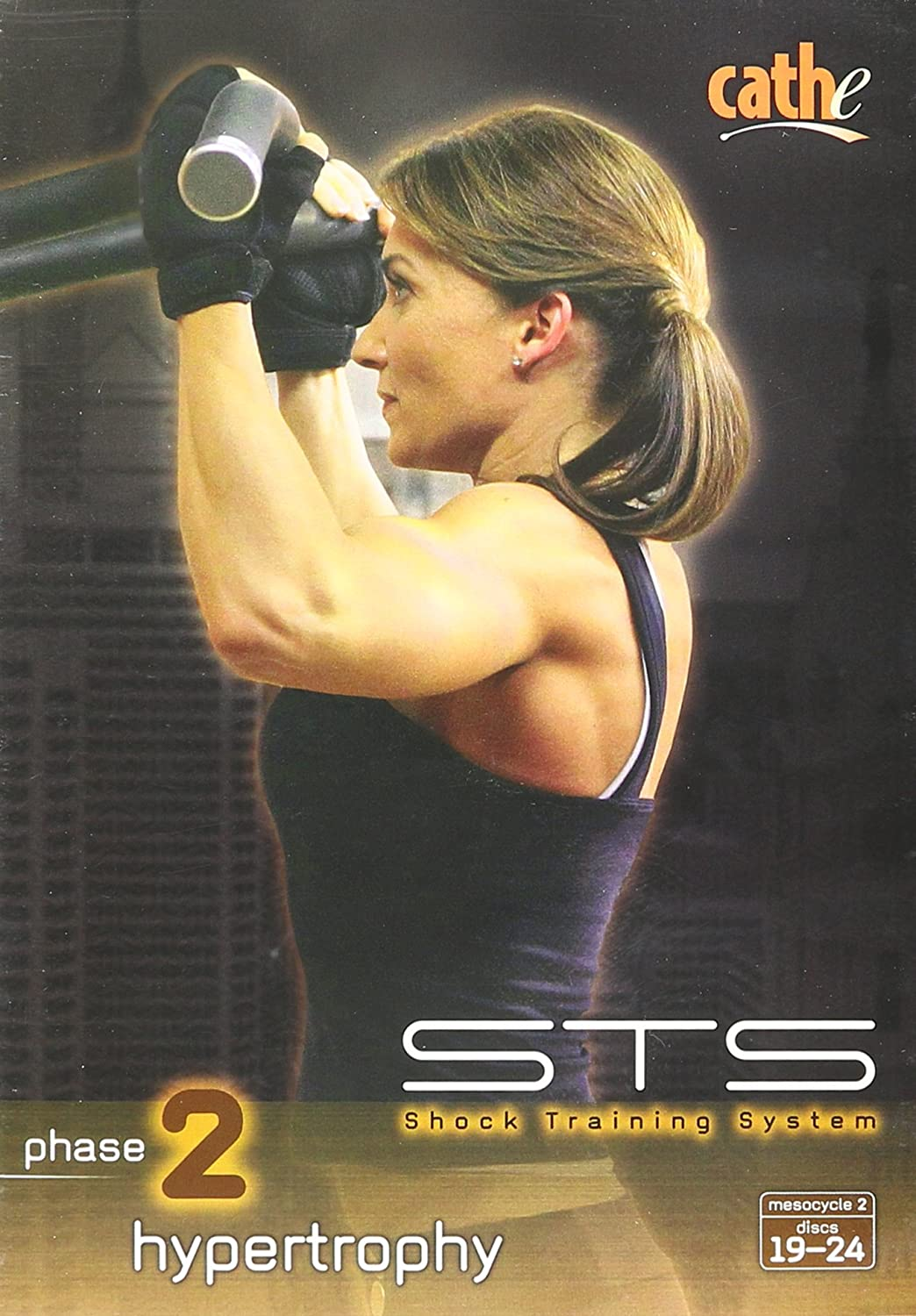 Communication on this topic: Cathe Friedrichs Shock Training System (STS), cathe-friedrichs-shock-training-system-sts/