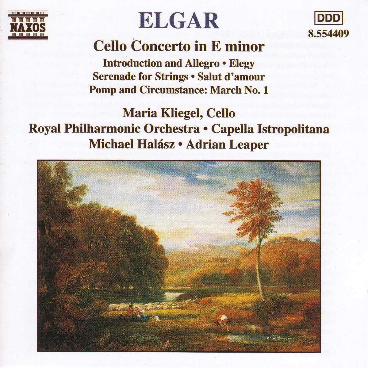 Cello Concert in E Op minor 85 Ranking Overseas parallel import regular item TOP5