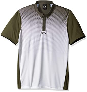 aaf007547 Amazon.com: Oakley Men's Polo Shirt Ss Poliammide: Clothing