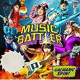 MUSIC BATTLER (初回限定盤 Type-A CD+DVD)