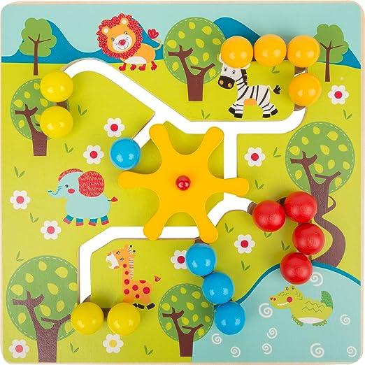 Juguete de motricidad - Puzzle para escurrir sabana en madera ...