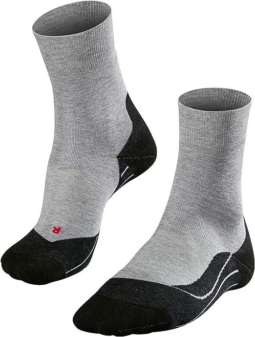 FALKE Herren Running-Lauf-Socken RU 4 Light Short Wettkampf Socken schwarz