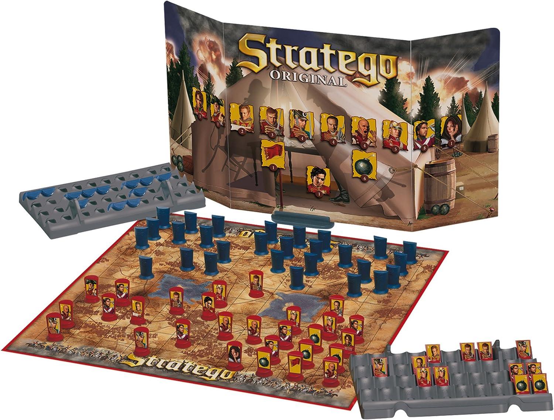 STRATEGO - Stratego original, juego de estrategia (DISET,S.A 80515) , color/modelo surtido: Amazon.es: Juguetes y juegos
