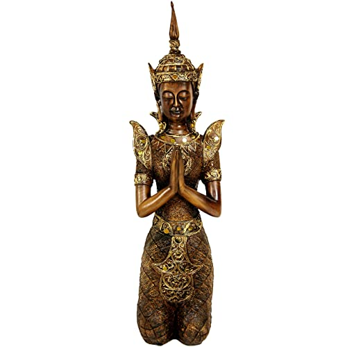 Oriental Furniture 16 Thepenom Thai Angel Statue
