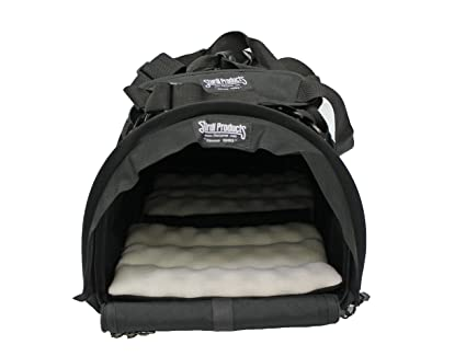 7e21e7fdec Amazon.com : STURDI PRODUCTS Bag Double Sided Divided Pet Carrier ...