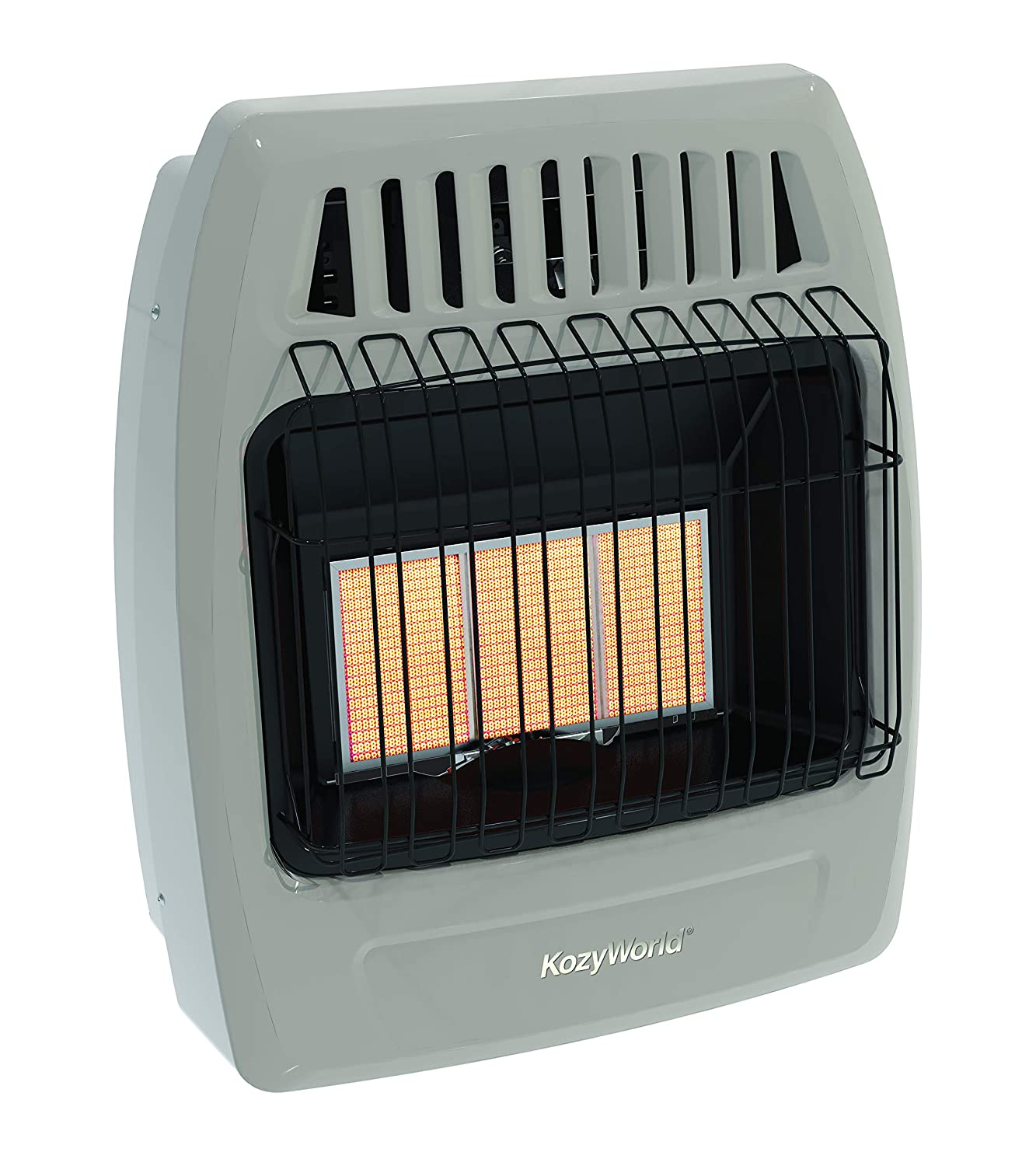 World MKTG of America//Import Kozy World Gas Wall Heater