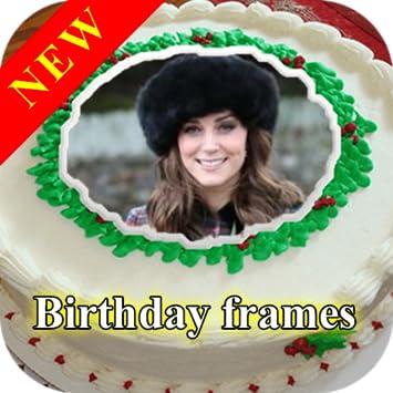Amazon Com Birthday Photo Frames Birthday Cake Frames Appstore