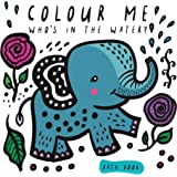 Colour Me: Who's in the Water? (Wee Gallery Bath Books)