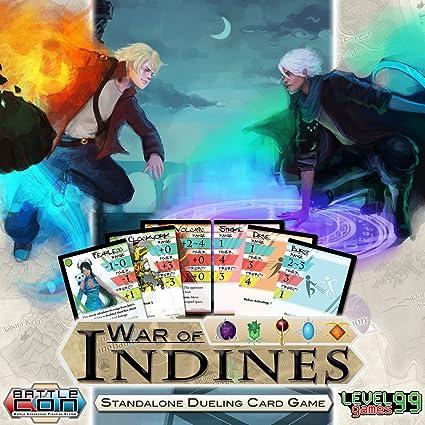 battlecon war of indines