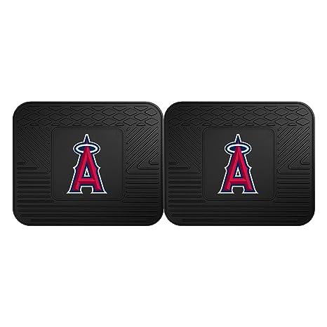 Amazon.com: Fanmats MLB Los Angeles Angels vinilo Heavy Duty ...