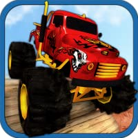 3D Monster Truck Driving (Kindle Tablet Edition)