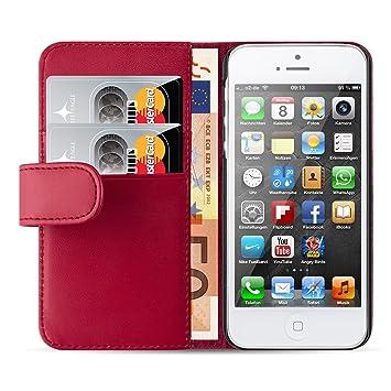 IPhone SE 5 5s Lederhulle