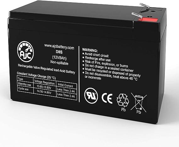 APC Back-UPS Pro 650 BP650S UPSBatteryCenter Compatible Replacement Battery