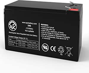 Fresh Stock APC Back UPS ES 500VA BE500C Compatible Replacement Battery by UPSBatteryCenter