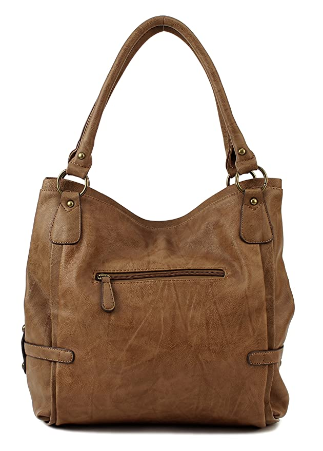 553f5bc5ad6654 Scarleton Shoulder Bag H114808 - Beige: Amazon.in: Clothing & Accessories