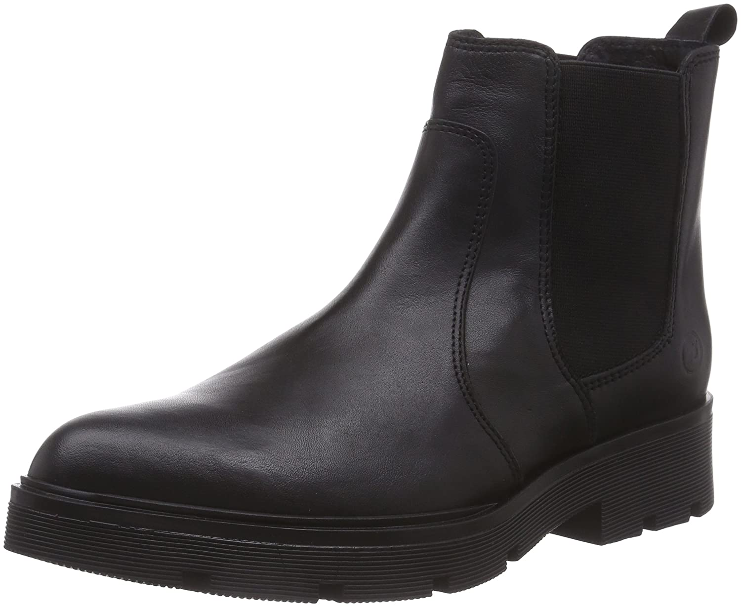 detailed look 861ee e19aa Bronx Women's BcashX Warm lined Chelsea boots short length ...