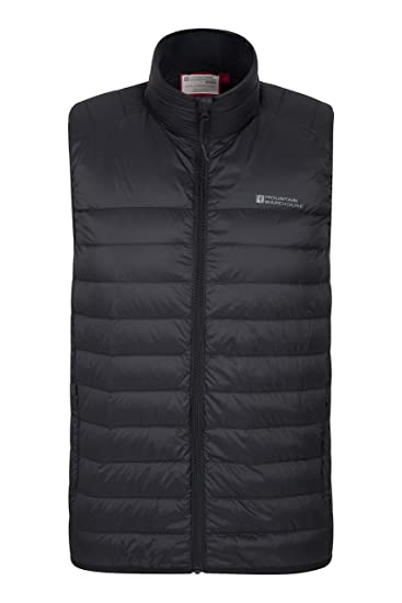 8d7f020c8796 Mountain Warehouse Featherweight Mens Gilet - Lightweight Mens Jacket