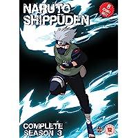 Naruto Shippuden Complete Series 3 (Episodes 101-153)