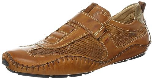 Pikolinos Fuencarral, Mocasines para Hombre, Marrón Cognac, 46 EU: Amazon.es: Zapatos y complementos