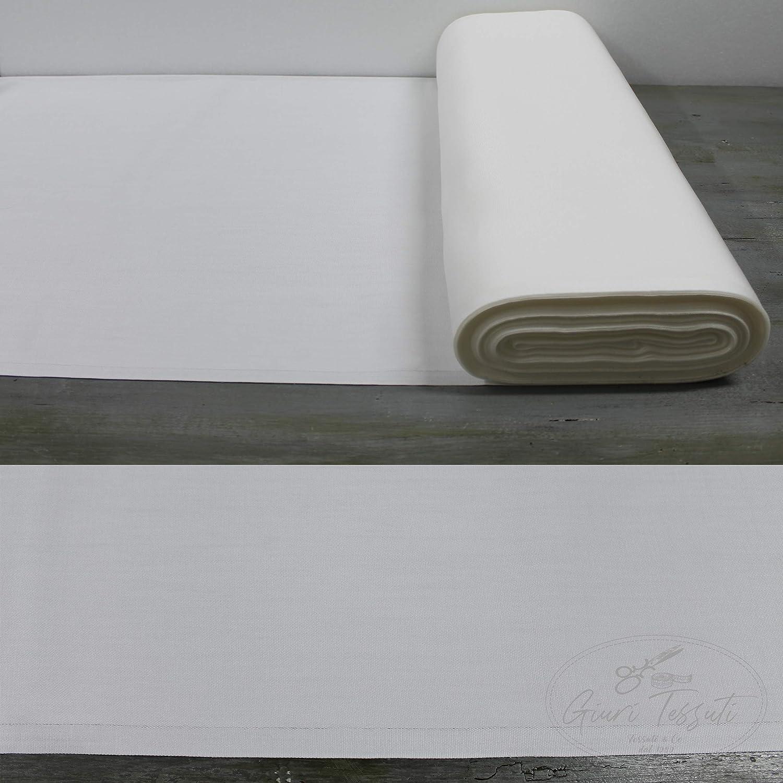 Struttura con Copertura a Intreccio o Onda 45 cm // 60 cm Generico Fascia ombreggiante per pergola o Gazebo Avana Scuro 45 cm - Avana Bianco Avana Una quantit/à = 1 Metro lineare