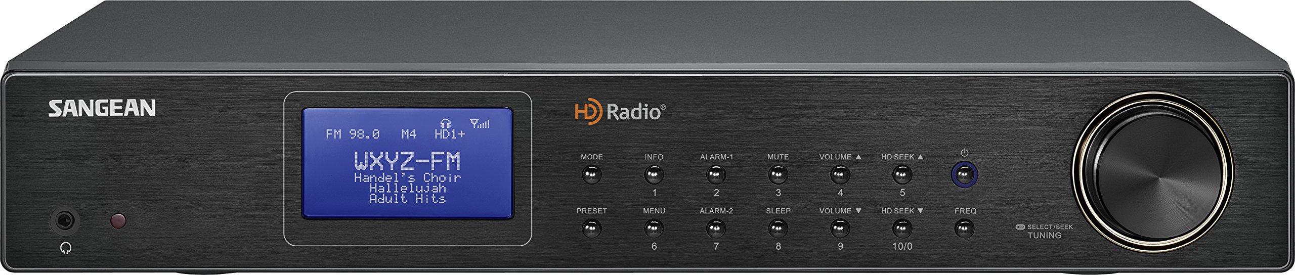 Sangean HDT-20 HD Radio/FM-Stereo/AM Component Tuner by Sangean
