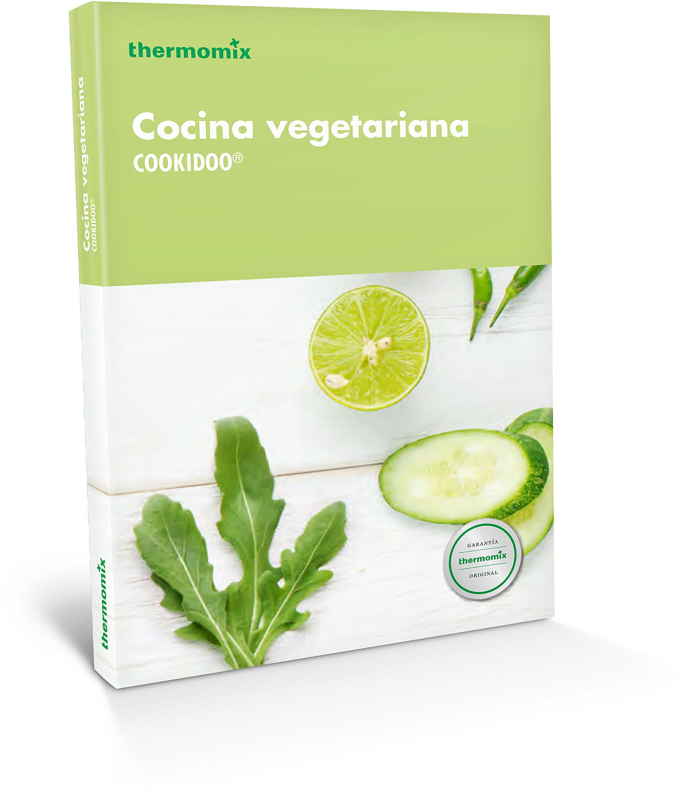 Cocina vegetariana Cookidoo: Amazon.es: Vorwerk Thermomix, Vorwerk Thermomix: Libros