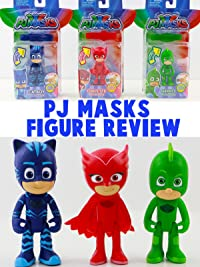 Review: PJ Masks Figure Review 2017