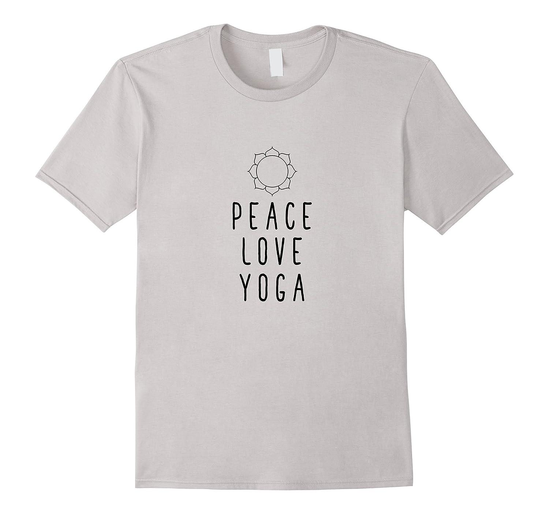 Line Drawing T Shirt : Lotus flower line art yoga t shirt peace love tee